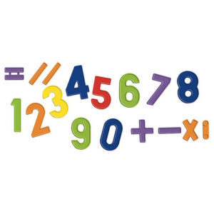 Quercetti Magnetic Numbers 48 Pc