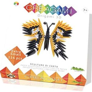 CreAgami Origami 3D Mini Butterfly 114pc