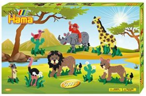Hama Giant Gift Box Safari