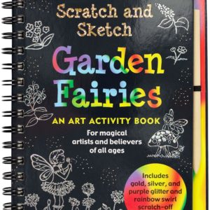 Scrath & Sketch Garden Fairies