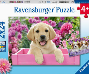 Ravensburger Me and My Pal Puzzle 2x24pc