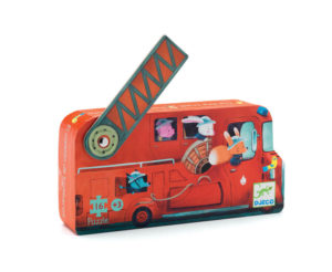 Djeco DJ7269 The First Truck Puzzle 16 Pcs.