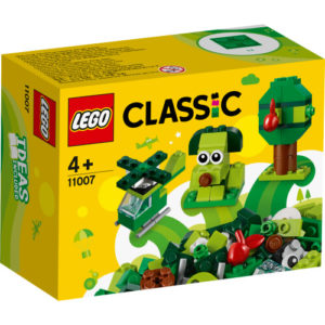 LEGO Classic 11007 Creative Green Bricks