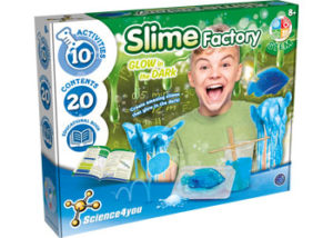 Science4you Slime Factory STEM Kit