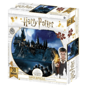 Hogwarts at Night Harry Potter 3D Prime Puzzle 300pc