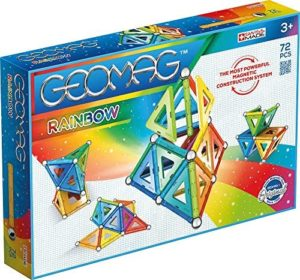 Geomag Rainbow Set 72pc