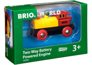 Brio 33594 Two-Way Battery Powered Engine