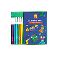 Activity Pack Monsters & Aliens Tiger Tribe