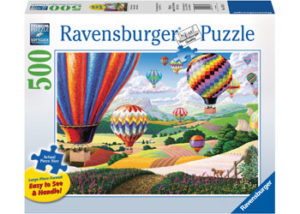 Ravensburger Brilliant Balloons XL Format Puzzle 500pc