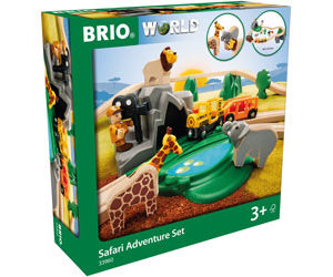Brio 33960 Safari Adventure Set