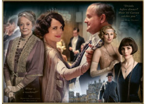 Ravensburger Downton Abbey Puzzle 500pc