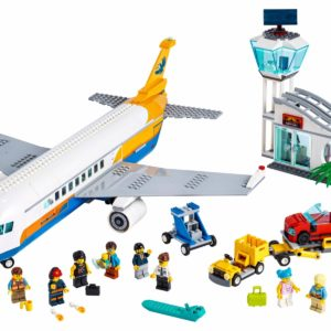 LEGO City 60262 Passenger Airplane