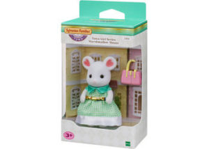 SF 5364 Marshmallow Mouse Town Girl
