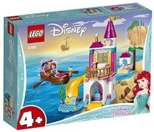 LEGO Disney™ 41160 Ariel's Seaside Castle