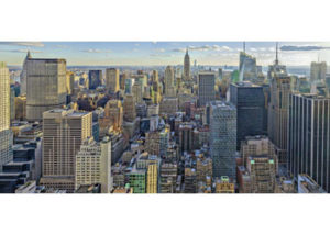 Ravensburger View Over New York Puzzle 2000pc