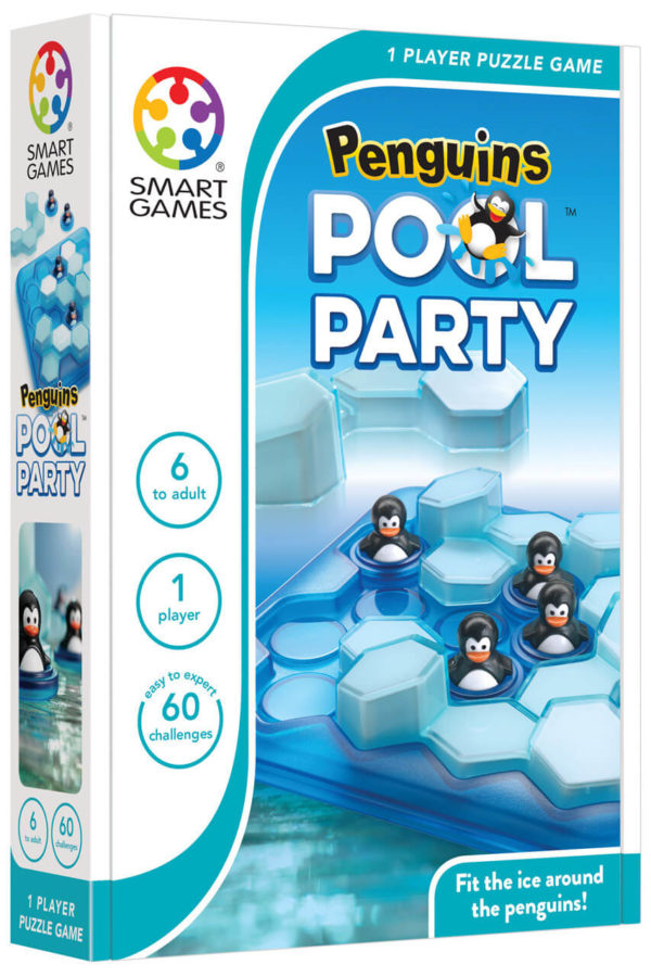 Smart Games Penguin Pool Party