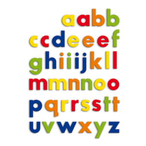 Quercetti Magnetic Letters Lower Case