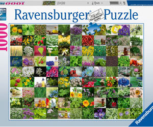 Ravensburger 99 Herbs and Spices Puzzle 1000pc