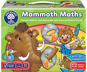 Orchard Toys Mammoth Maths
