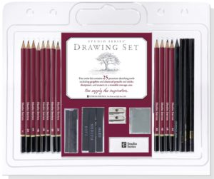 Studio Series Drawing Set 26pc