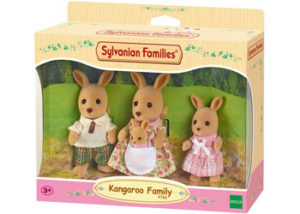 SF 4766 Kangaroo Family