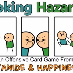 Joking Hazard by Cyanide & Happiness
