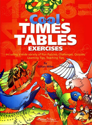 Cool Times Tables Exercises Gillian Miles