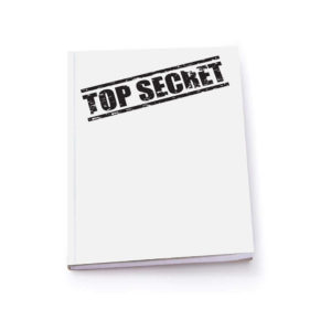 IS Top Secret Spy Kit