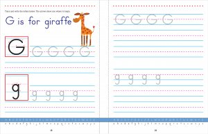 Trace & Learn Letters