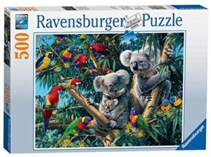 Ravensburger Koalas in a Tree 500pc Puzzle