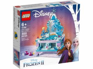 LEGO Disney Frozen 41168 Elsa's Jewelry Box Creation V29