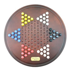 Dal Rossi Chinese Checkers 37cm