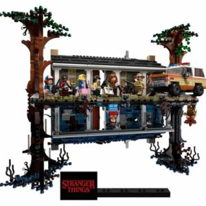 LEGO Ideas 75810 The Upside Down