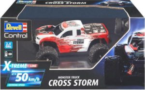 Revell Control Xtreme Monster Truck Cross Storm (1:18 Scale)