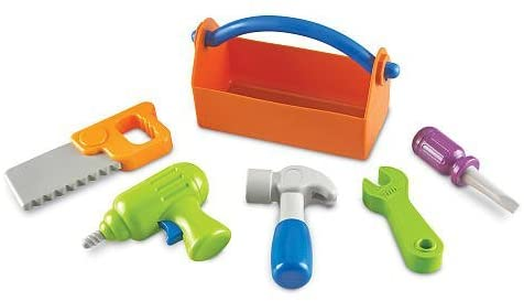New Sprouts Fix It! Tool Box Learning Resources