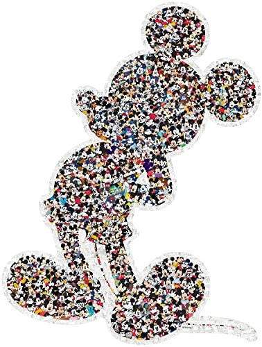 Ravensburger Disney Shaped Mickey Puzzle 945pc