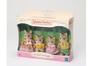 SF 5180 Striped Cat Family
