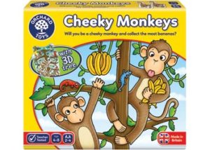 Orchard Toys Cheeky Monkey