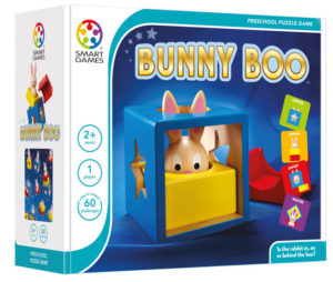 Smart Games Bunny Boo Puzzle Game