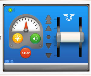 Brio 33863 App-Enabled Battery Powered Engine