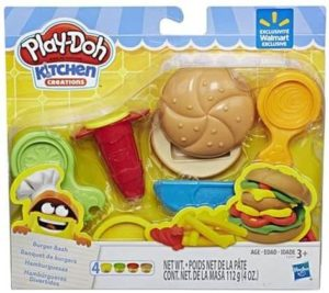 Play-Doh Burger 'n Fries Set 224g
