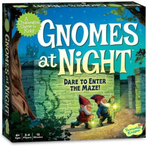 Peaceable Kingdoms Gnomes at Night Game