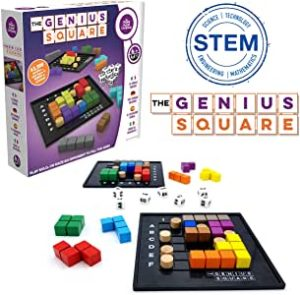 The Genius Square - WINNER Educational Game Of The Year 2020!