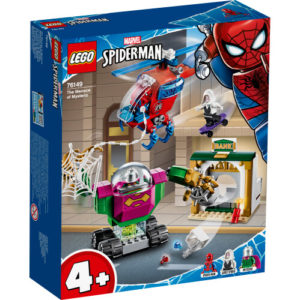 LEGO Super Heroes 76149 Menace Of Mysterio
