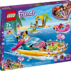 LEGO Friends 41433 Party Boat