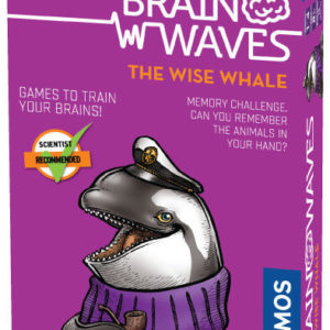 Brain Waves The Wise Whale