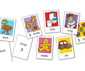 Orchard Toys 50 Flashcards