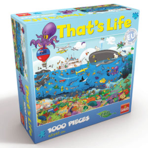 That's Life Great Barrier Reef Puzzle 1000pcs