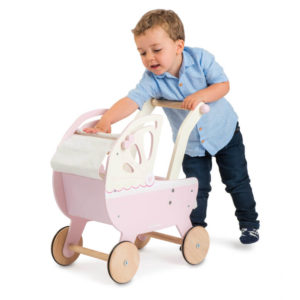 Le Toy Van Sweet Dreams Wooden Pram