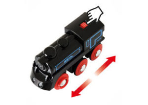 Brio 33599 Rechargeable Engine With Mini Usb Cable